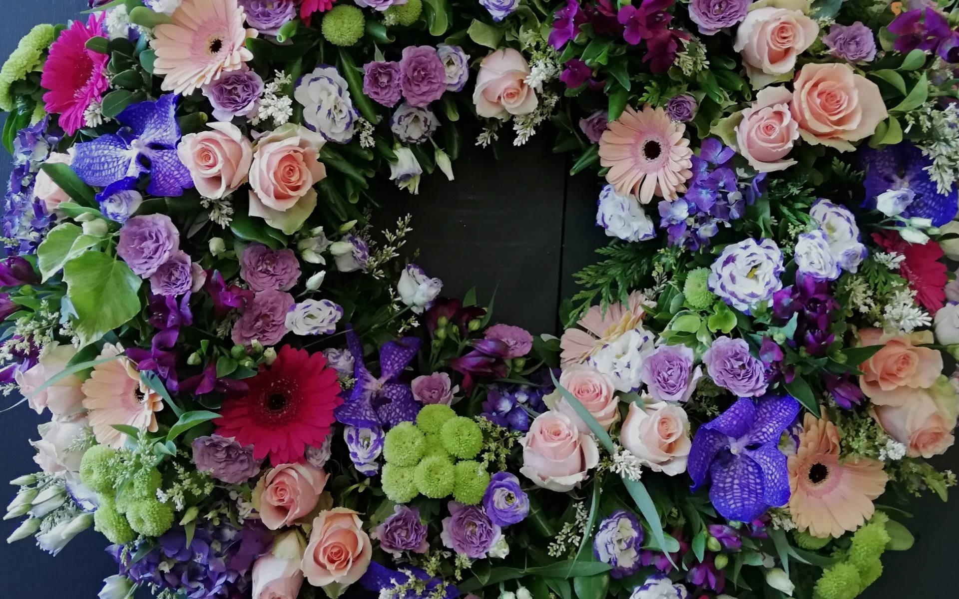flores defuncion rita villar floristas