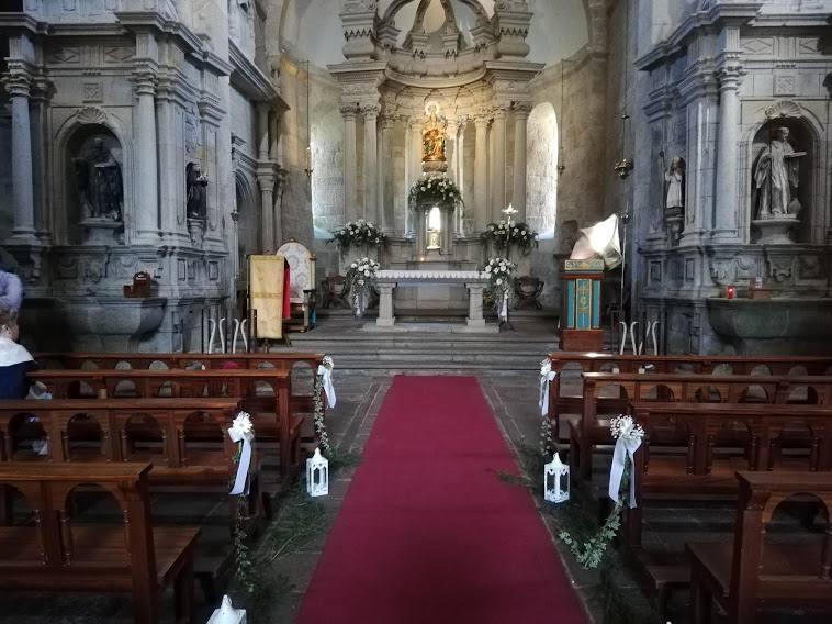 boda monasterio armenteira 2019