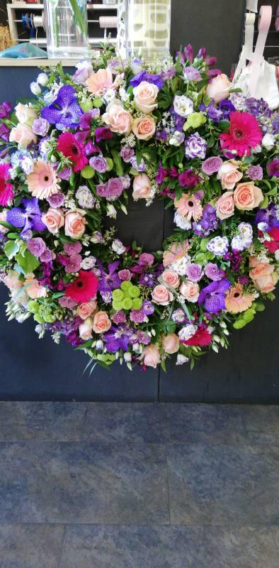 flores defunción duelo