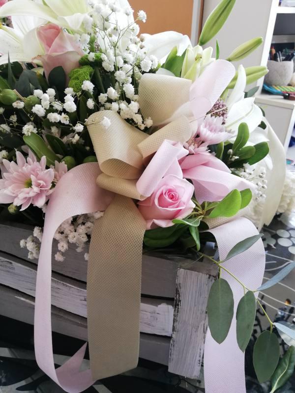 flores nacimiento